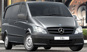 Mercedes-Benz Vito Traveliner