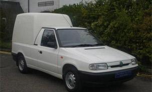 Skoda Cube Van