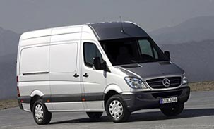Mercedes Sprinter 311 CDI ECU remap