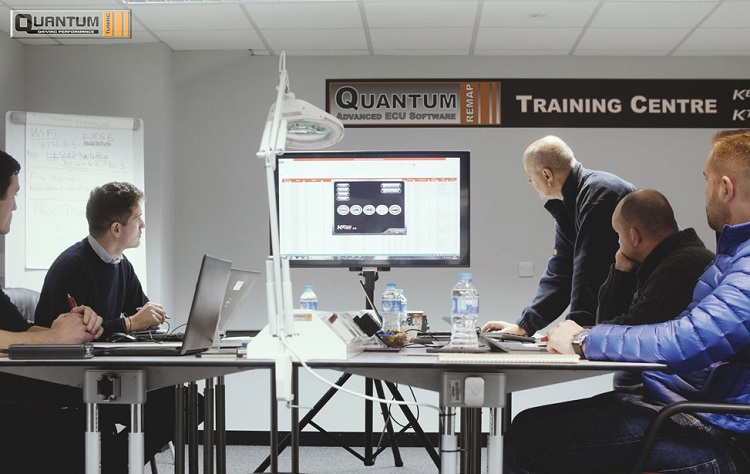 Quantum Dealer Training