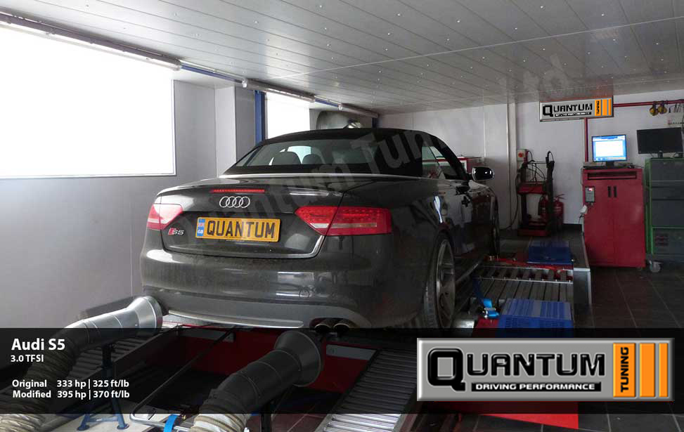 audi s5 supercharged dyno remap