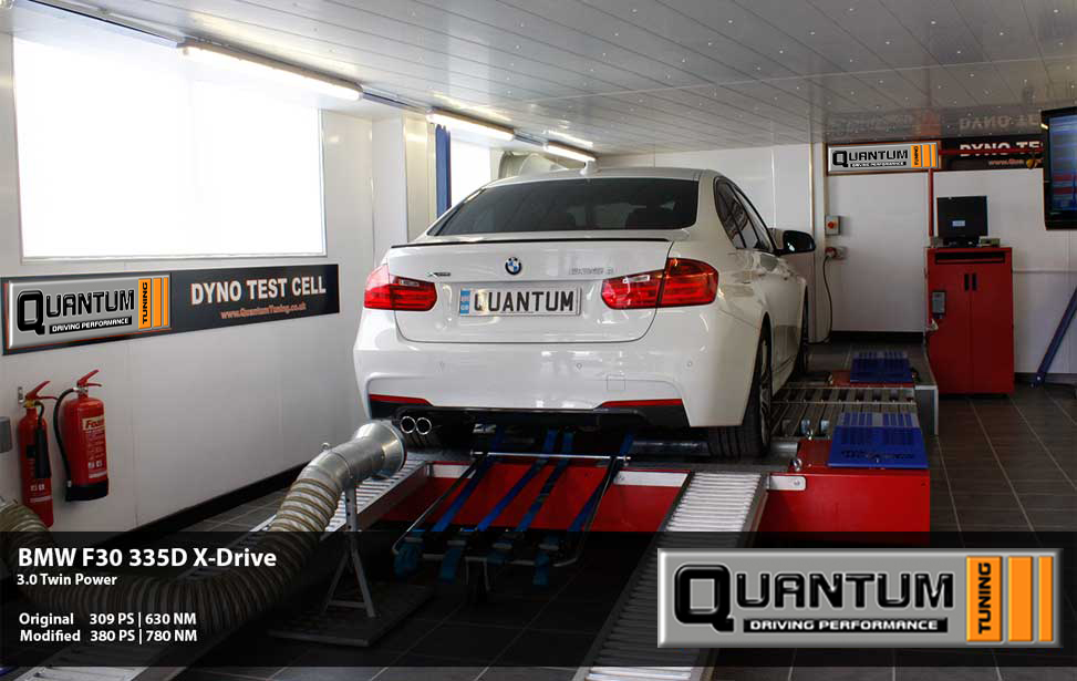 bmw f30 335d dyno remap