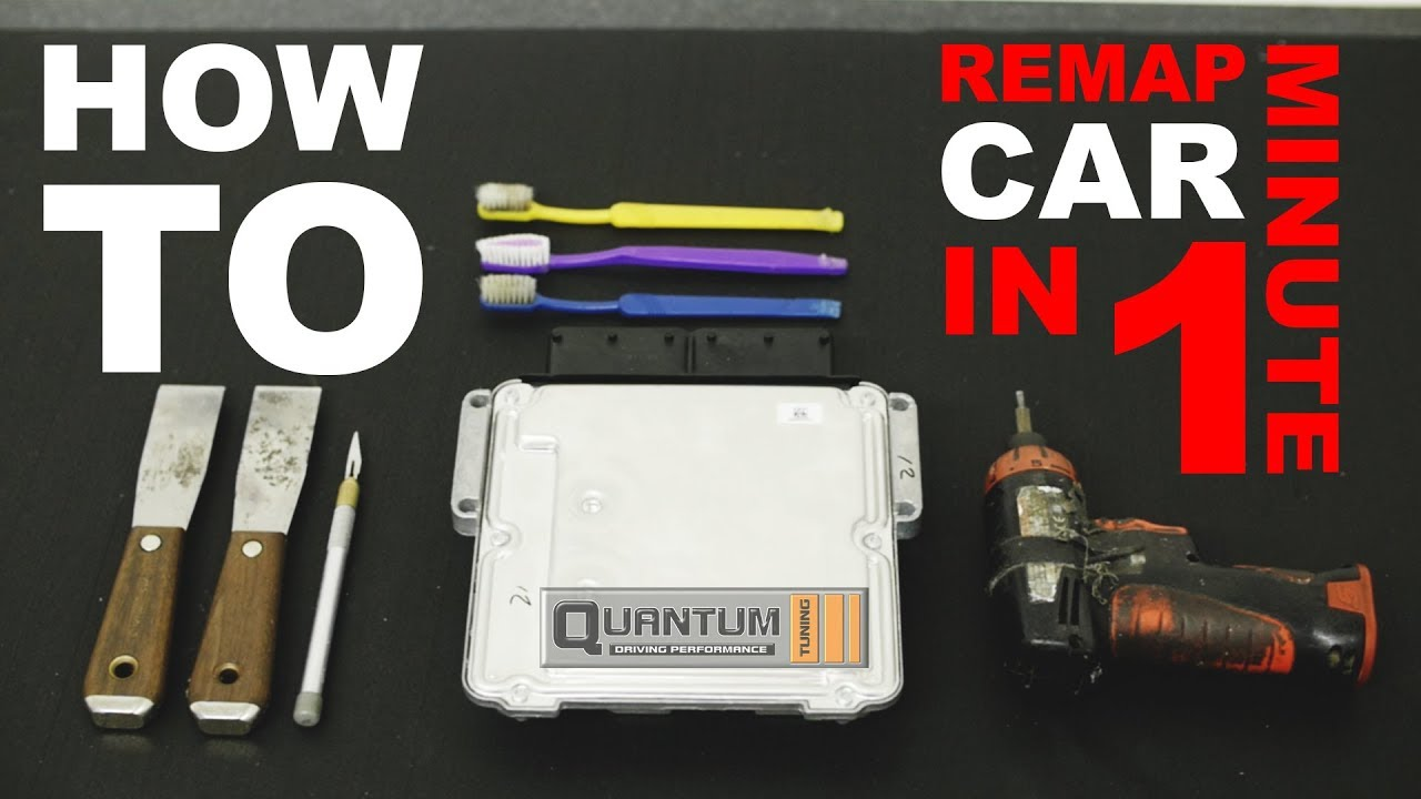 How To Custom Remap Your Car