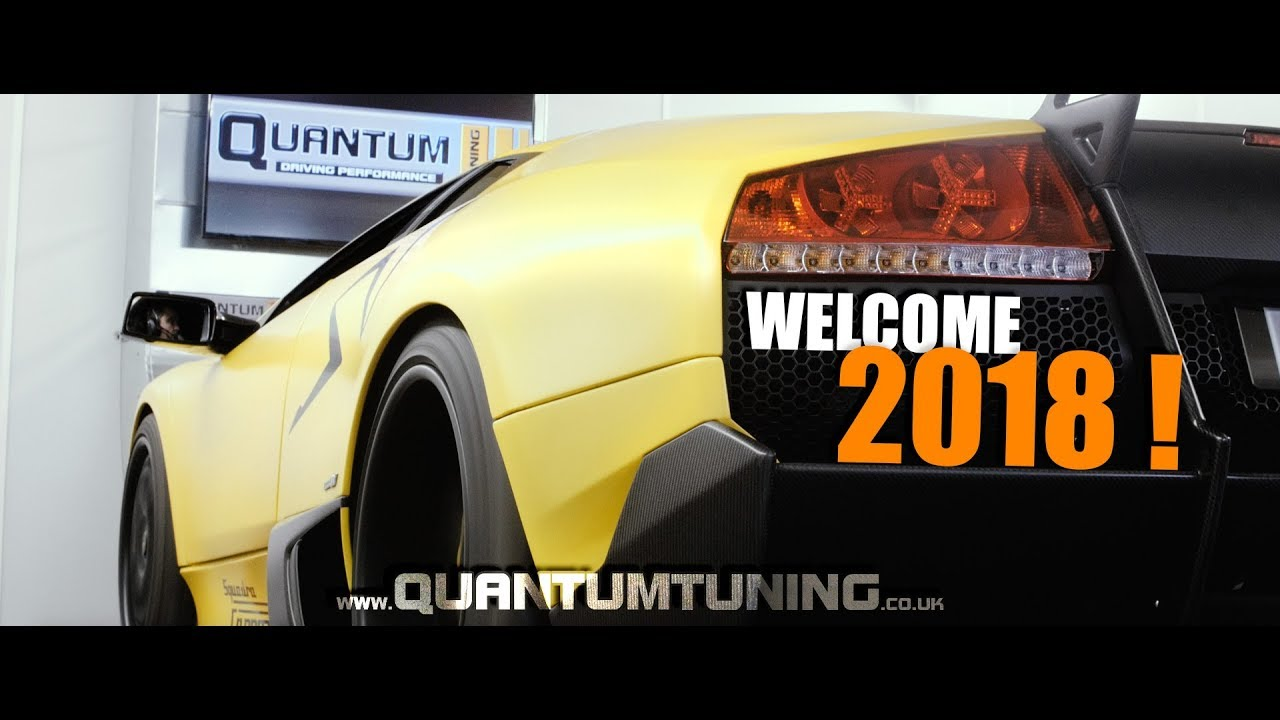 Quantum Tuning | Welcome 2018 ( 4K )