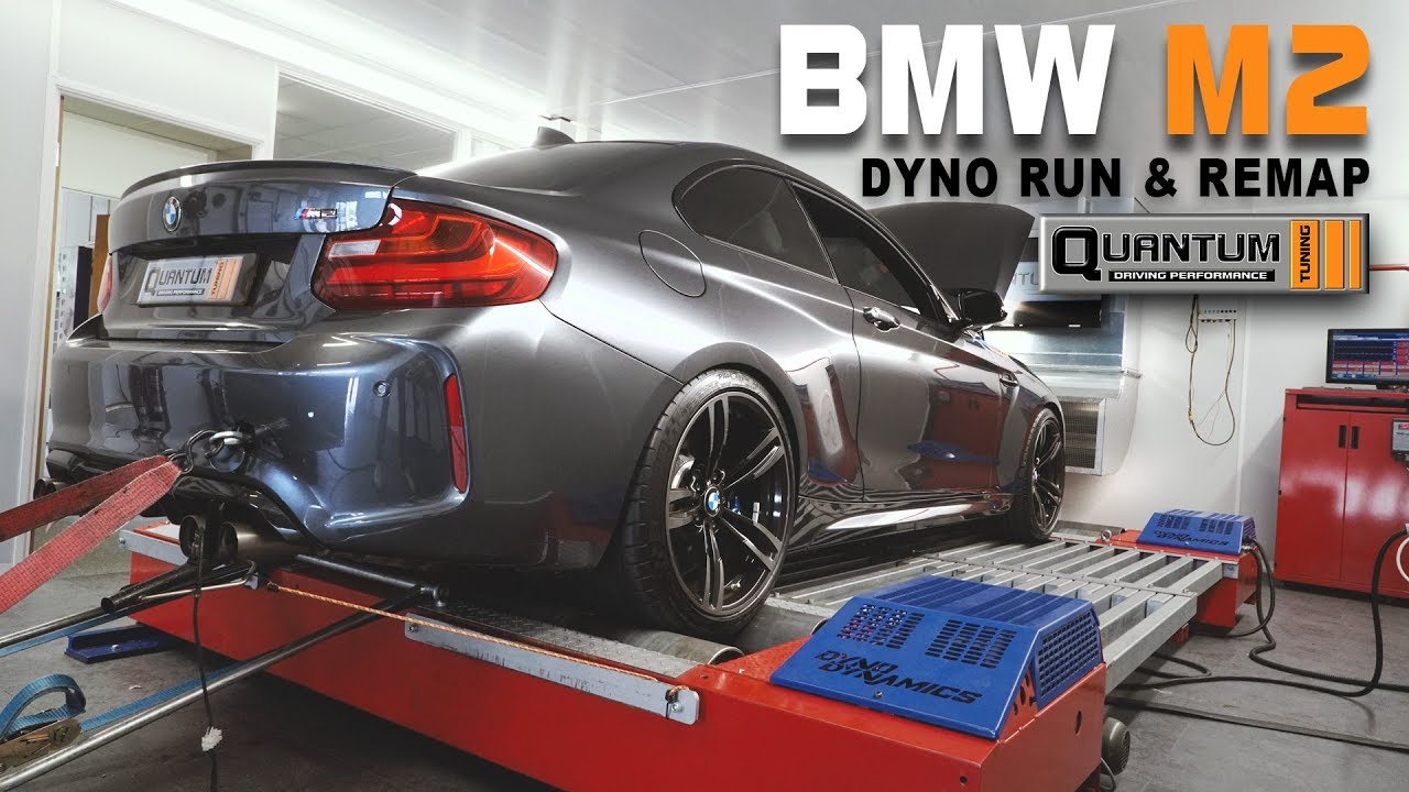 BMW M2 Remap & Chip Tuning
