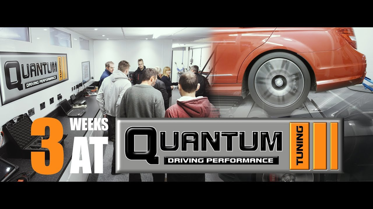 3 weeks at Quantum Tuning in 1 minute